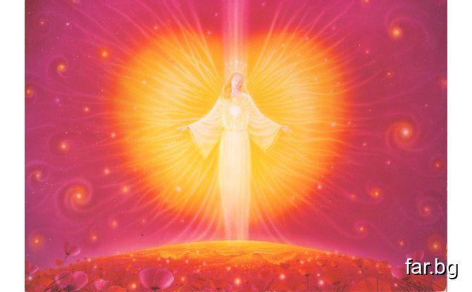 Що е молитва Молитвата е общение със стъпките, с м